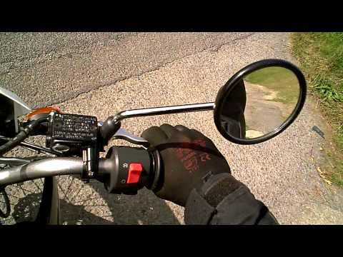 Kawasaki KLX125 Review Road Test with Comments