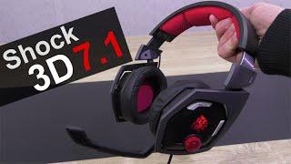 Thermaltake Tt eSPORTS Shock 3D 7.1 Gaming Headset Review