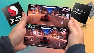 УНИЖЕНИЕ. Samsung Galaxy S10+ на Snapdragon 855 против S10+ на Exynos 9820: играем в PUBG и Fortnite