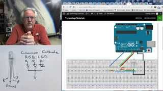 LESSON 13: Controlling an RGB LED with Arduino