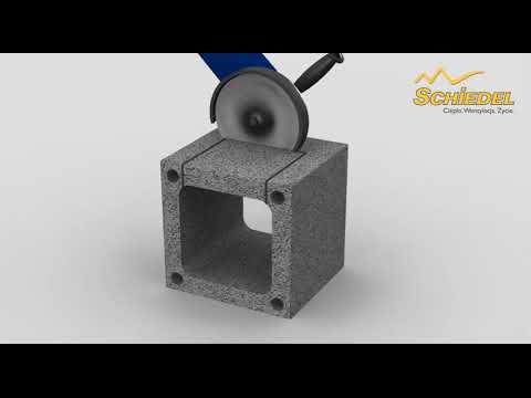 Instrukcja montażu systemu kominowego Quadro Pro dla budynków wielorodzinnych - zdjęcie