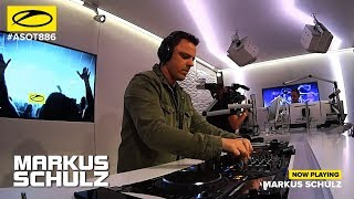 Markus Schulz Live @ A State Of Trance 886 (ADE 2018)