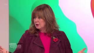 Why Janet Doesn't Like Hugs | Loose Women