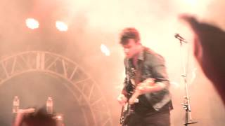Arkells - No Champagne Socialist (live @ SOM '12)