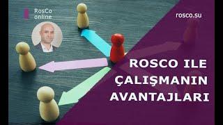 RosCo ile çalışmanın avantajları