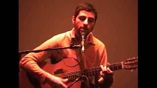 Jose Gonzalez in Philly - The Darkness (3/25/06)