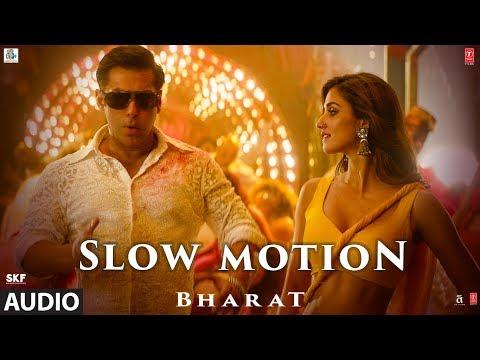 FULL AUDIO: Slow Motion | Bharat | Salman Khan, Disha Patani| Vishal & Shekhar |Nakash A , Shreya G