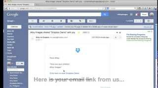 Dropbox Download Tutorial