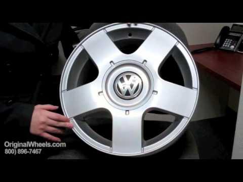 Phaeton Rims & Phaeton Wheels - Video of Volkswagen Factory, Original, OEM, stock new & used rim