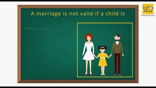 Child Marriage Prohibition Act