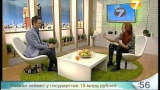 "Новое утро - на ""СЕМЁРКЕ"". Ира Забияка - группа ЧИЛИ"