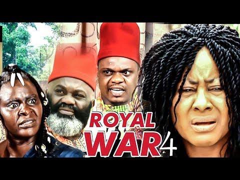 ROYAL WAR 4 (KEN ERICS) - NIGERIAN NOLLYWOOD MOVIES