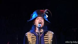Adam Ant-THE MAGNIFICENT FIVE-Adam & The Ants-Fillmore-San Francisco-2.7.17-Kings Of The Wild Fronti