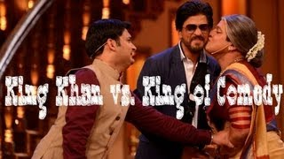 Shah Rukh Khan's Hatke romance - Comedy Nights With Kapil - Chennai Express