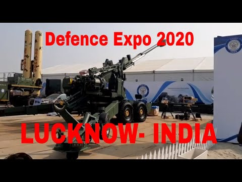 Defence Expo 2020 Lucknow| Lucknow India Defence Video| Technology Expo 2020|The thaat