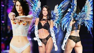 Белла Хадид не удержала пышный бюст на показе Victoria's Secret