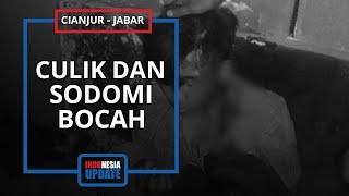 Video Detik-detik Pria Diamuk Massa Sodomi Bocah Laki-laki, Tertarik Lihat Korban saat Mancing