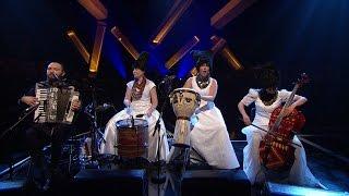 DakhaBrakha - Sho Z-Pod Duba - Later… with Jools Holland - BBC Two