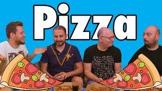 Pizza Yeme Kapışması - Kim Pes Edecek?