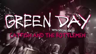 Green Day Hometown Show!  Saturday August 5th Oakland Coliseum