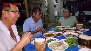 ยามพี่น้องเก่าที่ซำเหนือ EP4:กินข้าวแลง ลาบฟาน แกงเห็ดปลวก กับพี่น้องไทซำเหนือ