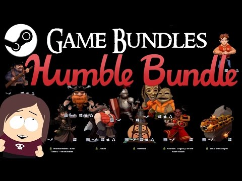 Humble Jumbo Bundle 8 || Great Steam Game Bundles Mp3