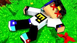 КТО ЭТО СДЕЛАЛ С ВАМПИРОМ? ЧТО СЛУЧИЛОСЬ С ВАМПИР Майнкрафт Выживание Мультик для детей Minecraft
