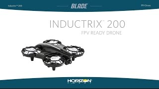 Blade Inductrix™ 200 FPV BNF
