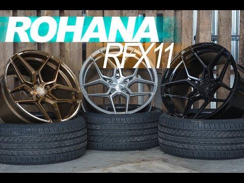 Wheel Review: Rohana RFX11, Rotary Forged