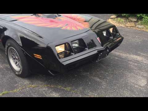 Video of '79 Firebird Trans Am - Q5CX