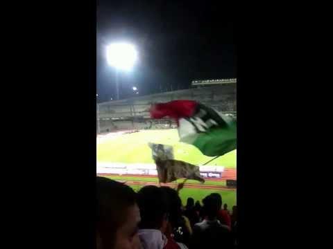 """""""La rebel, C.A.R's.C-No Me Arrepiento De Este Amor. Pumas vs Leones Negros, Copa Mx."""" Barra: La Rebel • Club: Pumas • País: México"""