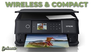 Epson Expression Premium XP-6100 Wireless All-in-One Printer Review
