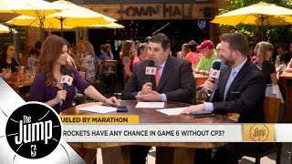 Chris Paul injury could be 'difference' between him winning or losing NBA title | The Jump | ESPN - Video Youtube