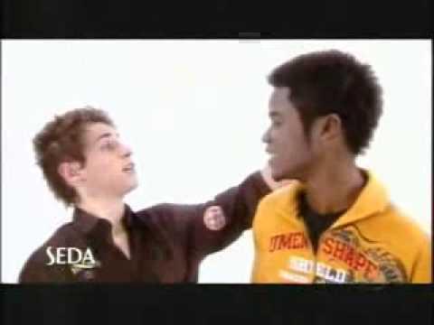 Música Banho de Espuma (clip Seda)