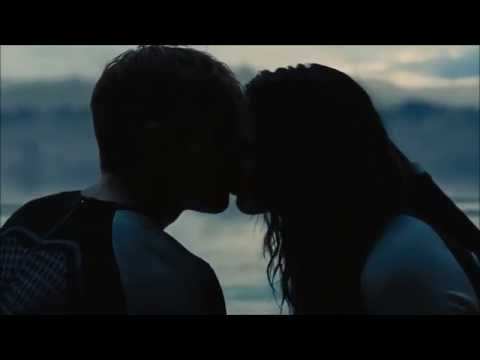 Catching Fire Katniss And Peeta Kiss Scene FULL