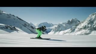Видео: горные лыжи  HEAD Supershape 17/18