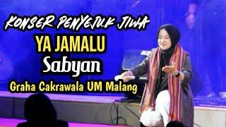Ya Jamalu - Sabyan Live at  Graha Cakrawala UM Malang