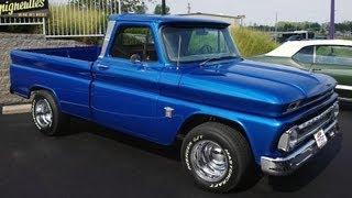 1965 Chevrolet C10 Hot Rod Pickup 400 SBC V8