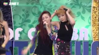 2NE1   Scream Live