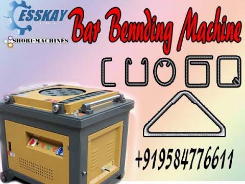 40mm Steel Bar Bender Machine