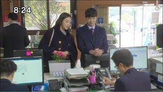 韓流プレミアキャリアを引く女#18171115