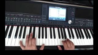 Cartoons cover - Holly & Benji cover piano demo by GianniM
