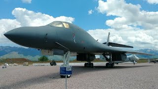 Hill Aerospace Museum, Hill Air Force Base, Patriotic Tour Utah