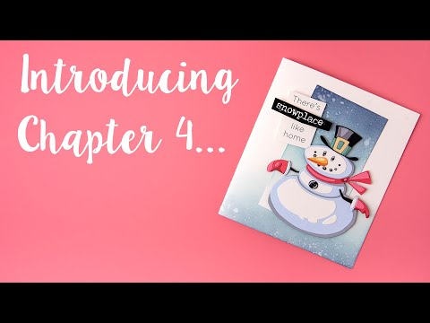 Introducing Chapter 4 - Sizzix