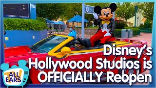 How Long Are The Lines Now That Disneys Hollywood Studios Is Reopen?