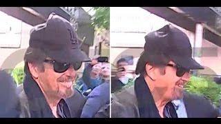 C5N - Espectáculos: Al Pacino almorzó comida japonesa en Palermo