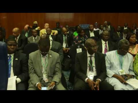 The Gambia: Mahama touts achievements to ECOWAS leaders
