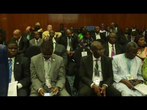 The Gambia: Mahama touts achievements to ECOWAS leaders