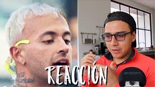 (REACCIÓN) Feid, Lenny Tavárez   Badwine (Remix)