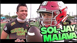 Sol-Jay Maiava '20 | #3 Team in  the NATION | St. John's (Washington, DC) By Way of Hawaii